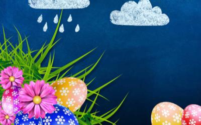Wir wünschen Ihnen frohe Ostern…
