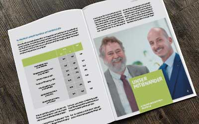 Vertreterversammlung und Geschäftsbericht 2020